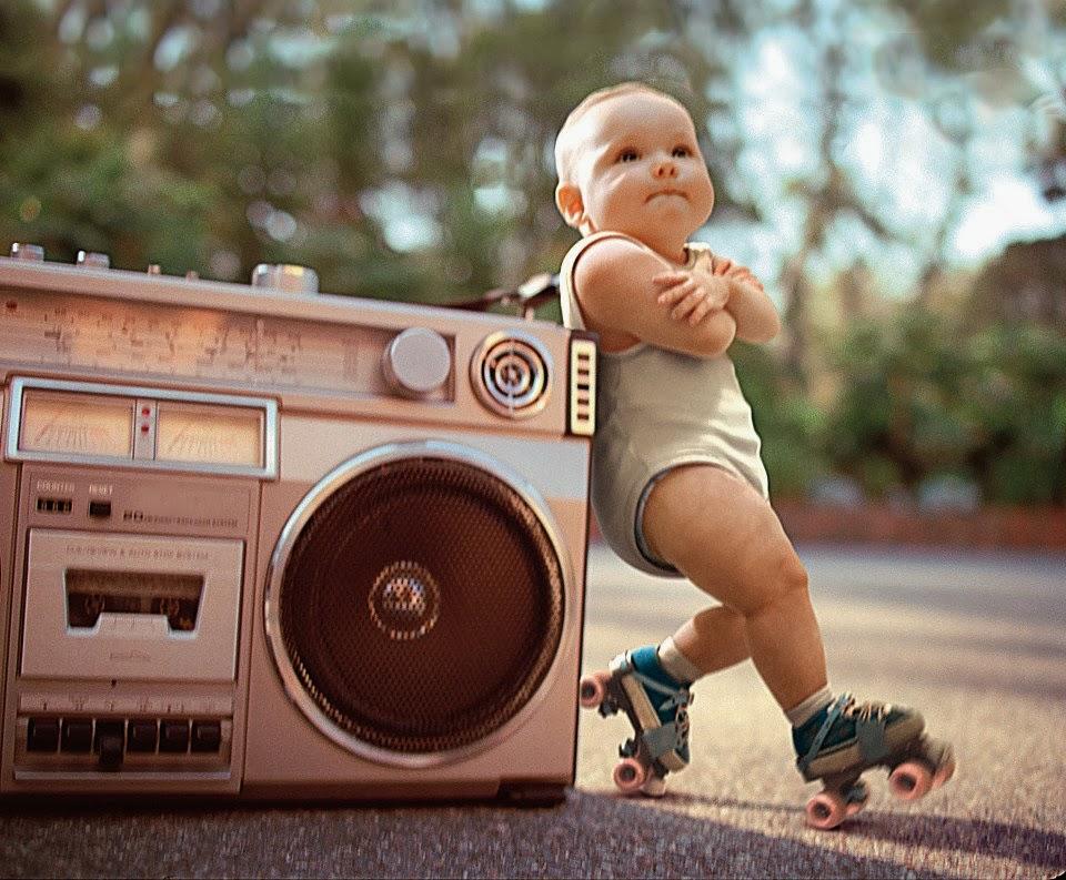 Tanta fretta di crescere e poi ti accorgi che essere bambini è la cosa più bella del mondo...