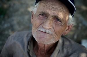 """""""Cranky"""" uomo vecchio. Bellissima storia"""