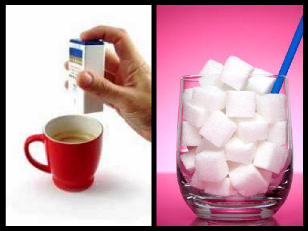 Zucchero e dolcificanti, perchè evitarli.