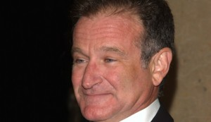 "E' morto uno dei più grandi attori del cinema americano  ""Robin Williams""."