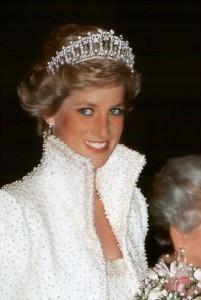 """Il 31 agosto 1997 moriva """"la Principessa Diana"""" in un tragico incidente."""