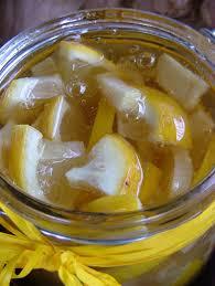 limone zenzero e miele per la tosse