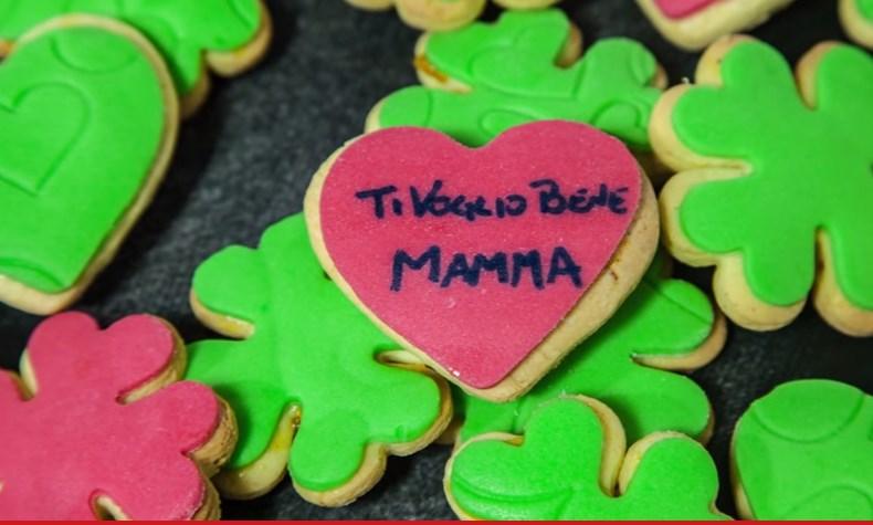 Biscotti alla Cannella per la Festa della Mamma
