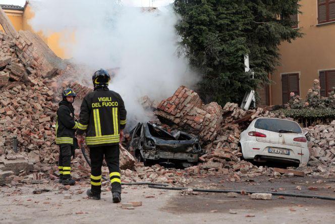 20 maggio 2012: Terremoto in Emilia Romagna