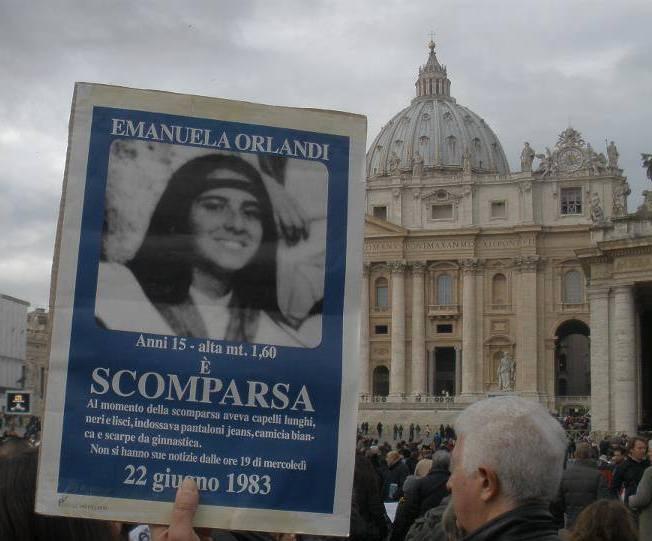 """Emanuela Orlandi  """"un caso irrisolto che dura da 32 anni"""""""