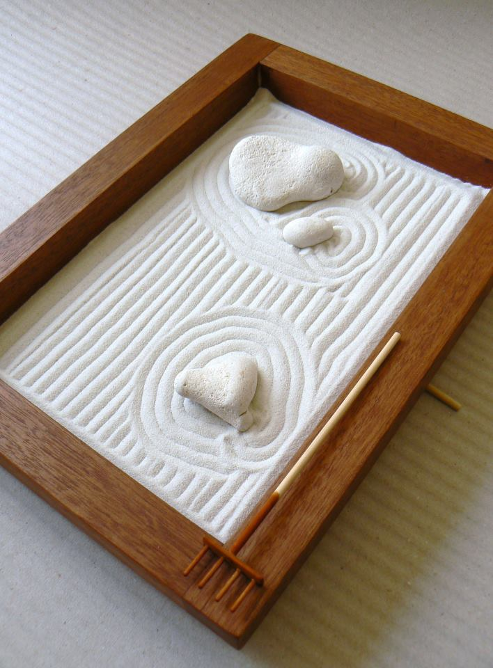 Perchè tenere in casa un Giardino Zen