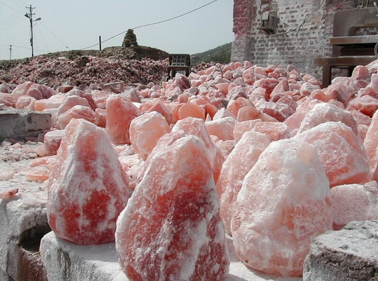 I benefici delle lampade di Sale Rosa dell'Himalaya