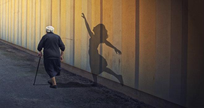 Invecchiare è un privilegio, un'arte, è un dono.