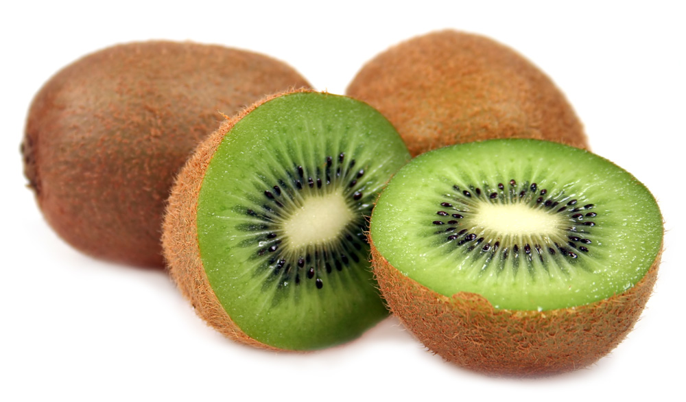 I notevoli benefici del kiwi.
