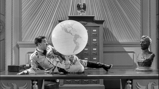 Charlie Chaplin il mito