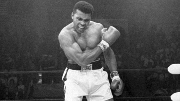 """Dio si è preso il campione """"Muhammed Ali"""""""