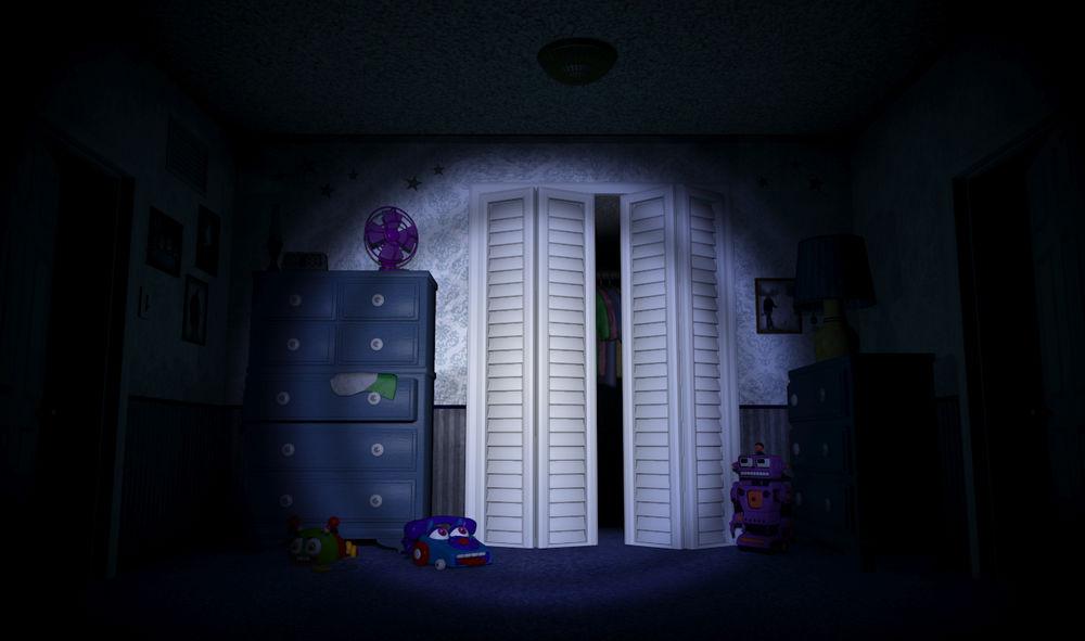 com'è buio qui dentro...
