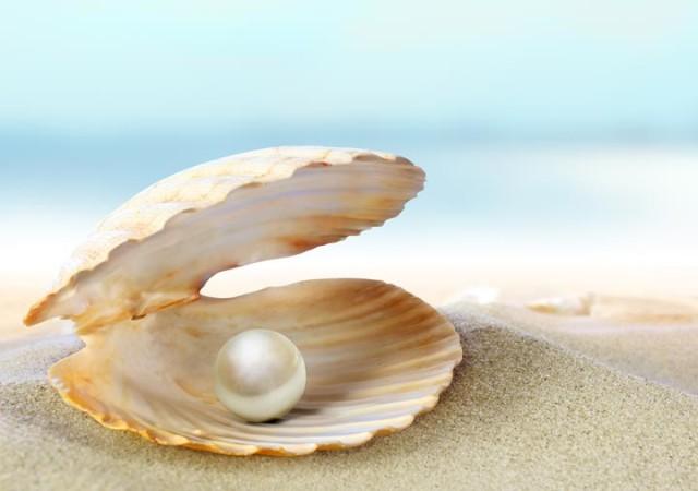 le perle nascono dal dolore