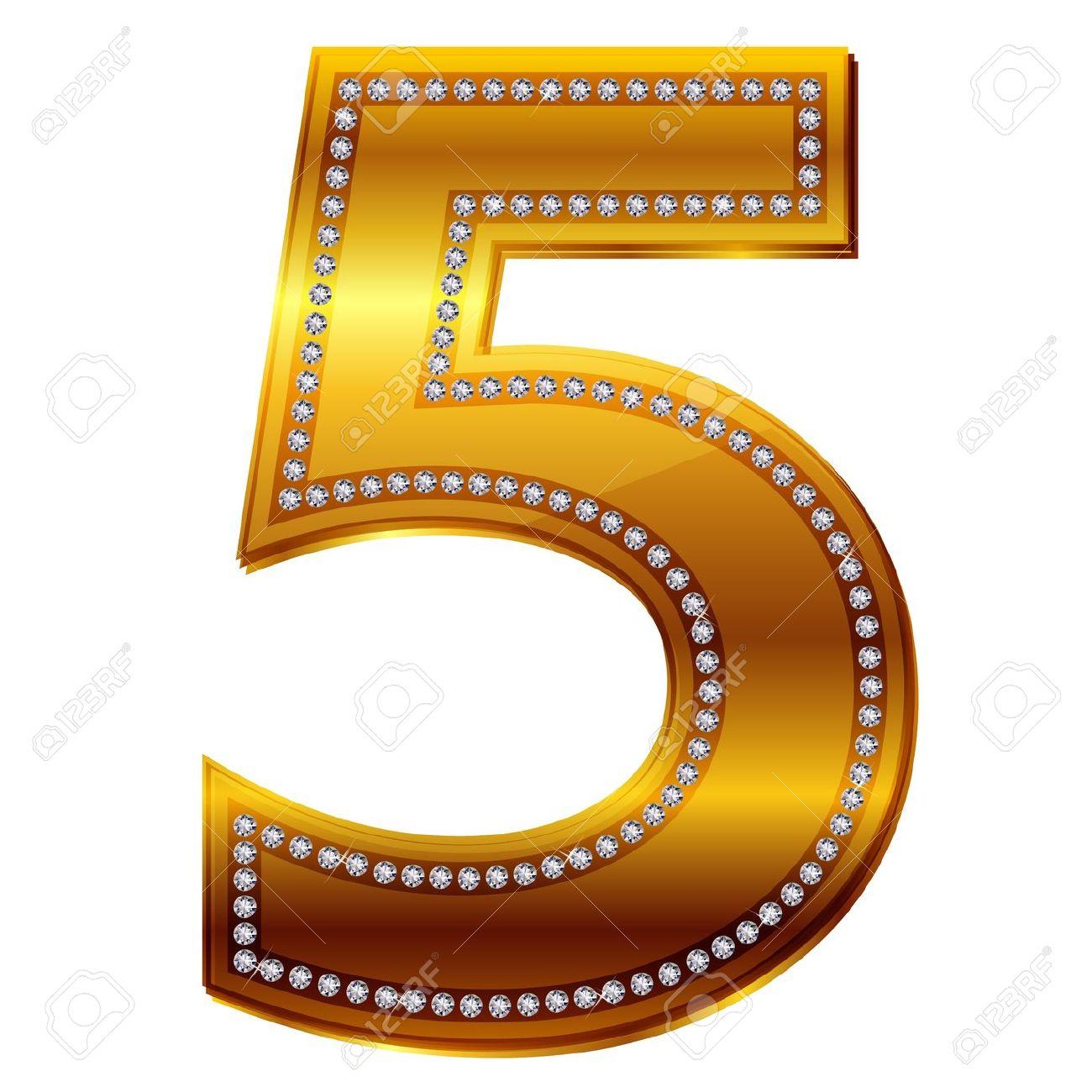 """Il significato dei numeri """"il numero 5"""""""