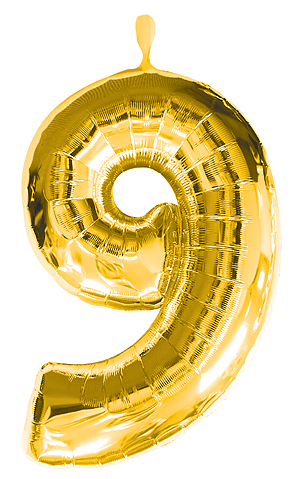 """Il significato dei numeri """"il numero 9"""""""