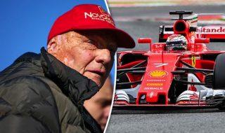 E' morto Niki Lauda, leggenda della Formula 1